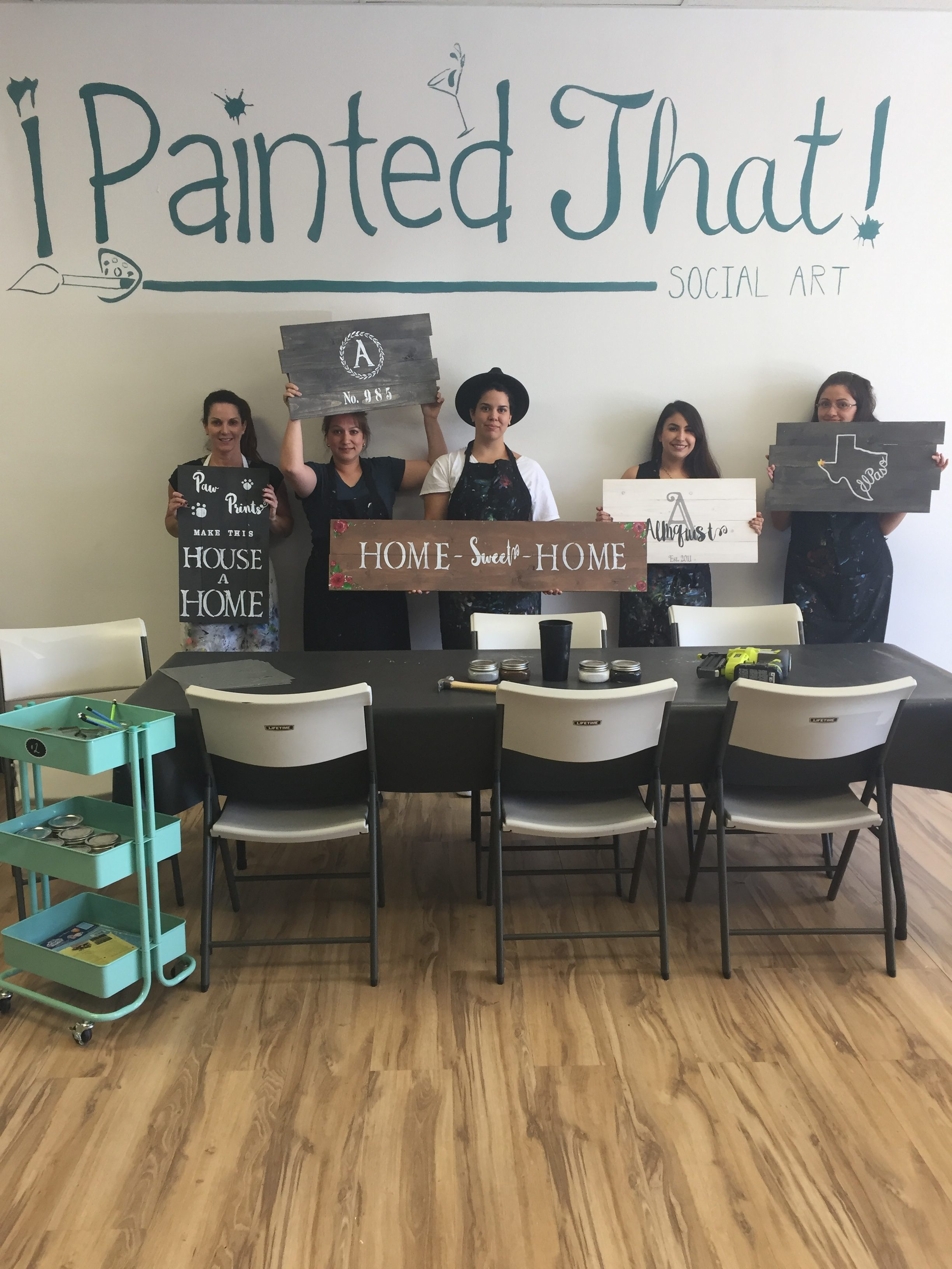 Follow Our Steps To Build Stain And Paint Your Own Wood Sign